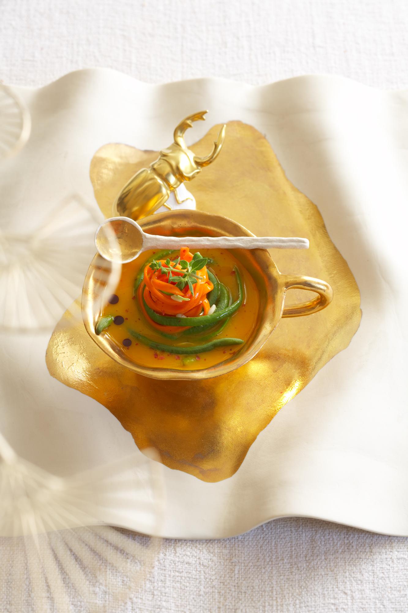 Goldsuppe <br>(Frei)