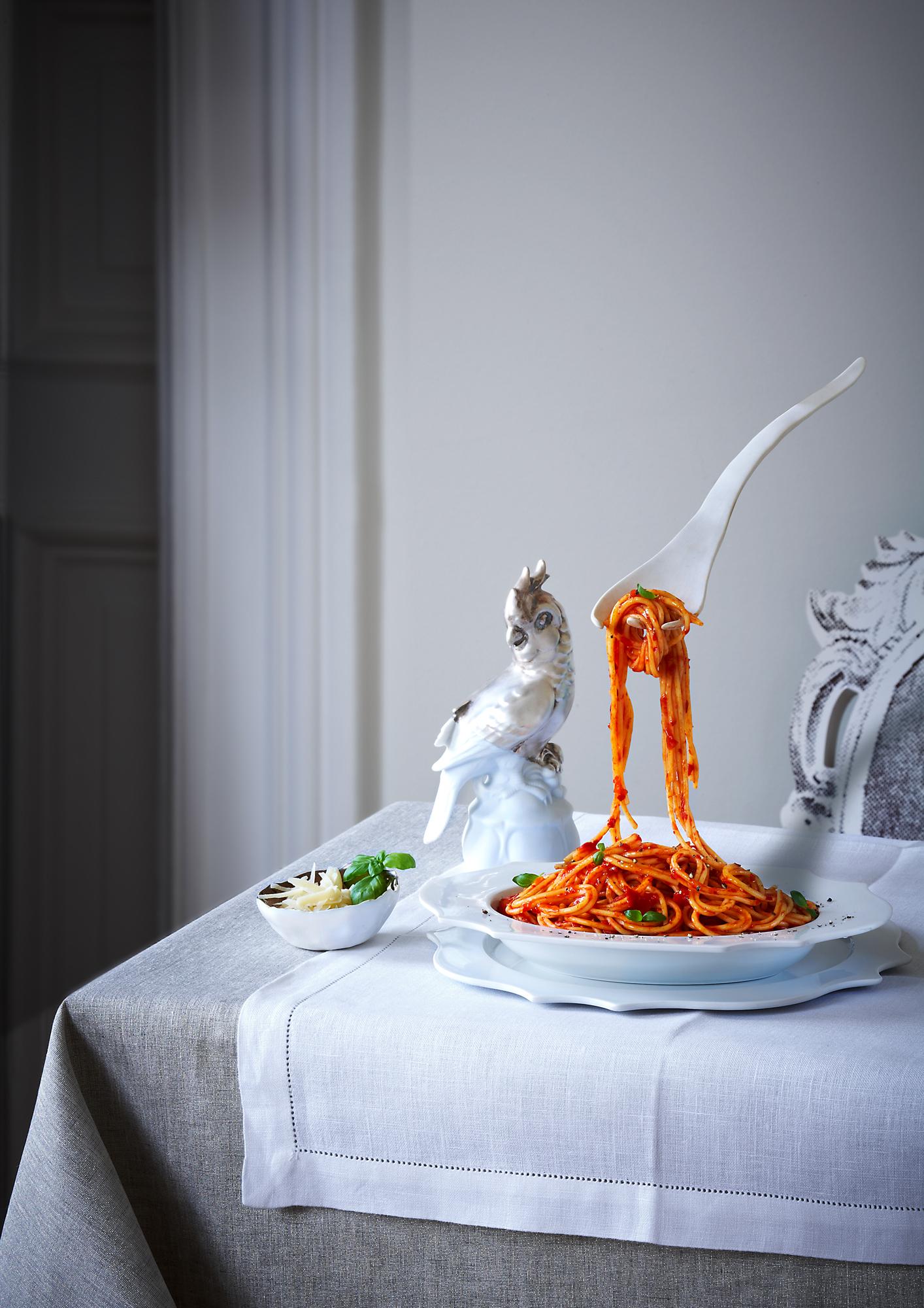 Spaghetti Flug