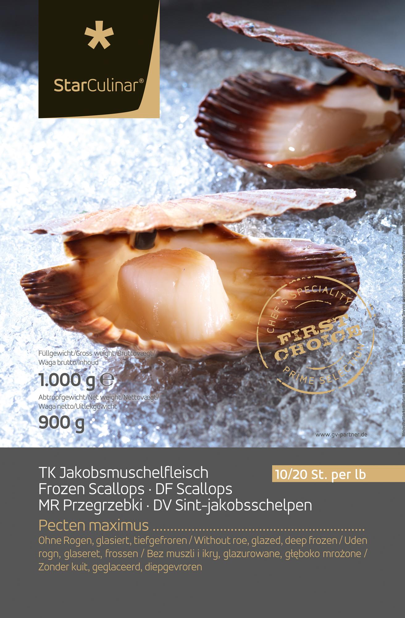 Jacobsmuscheln<br>(STAR)