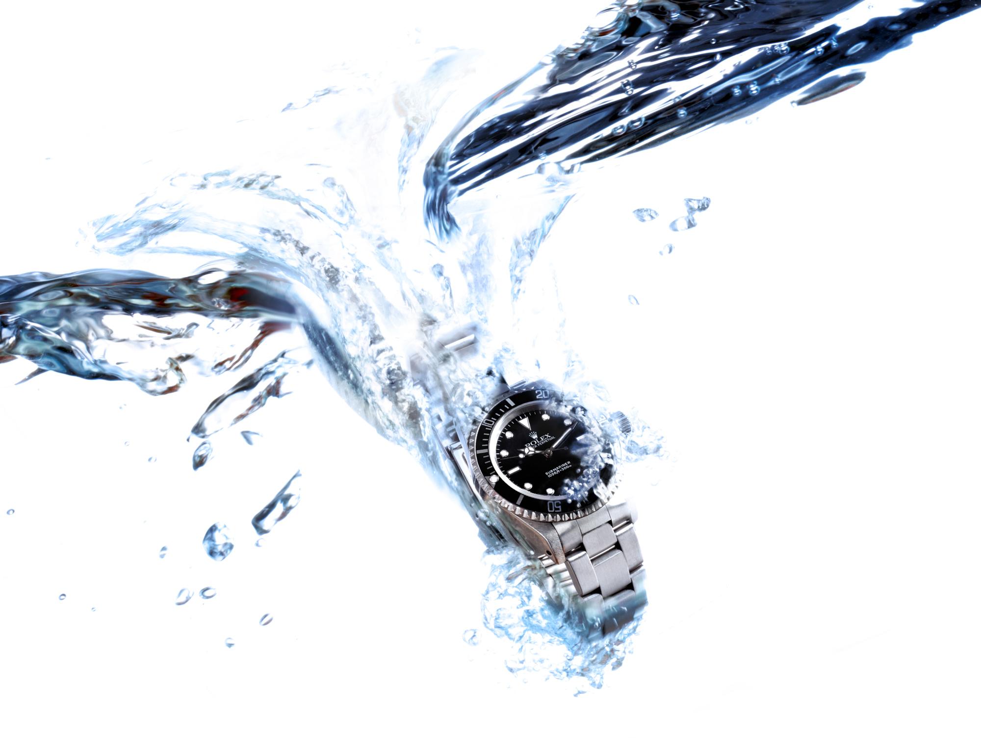 Rolex-Splash