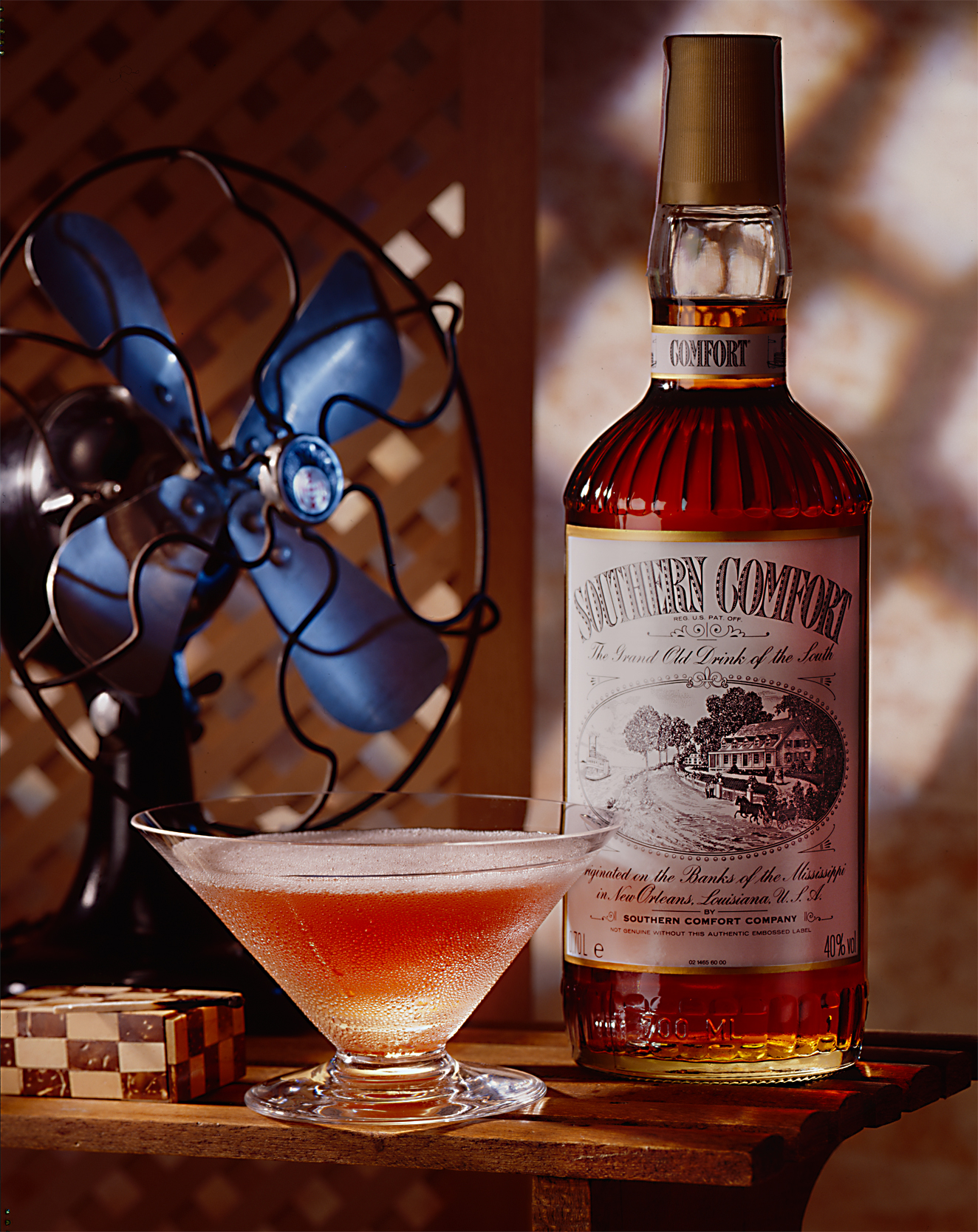 Southern-Comfort Inseldrink